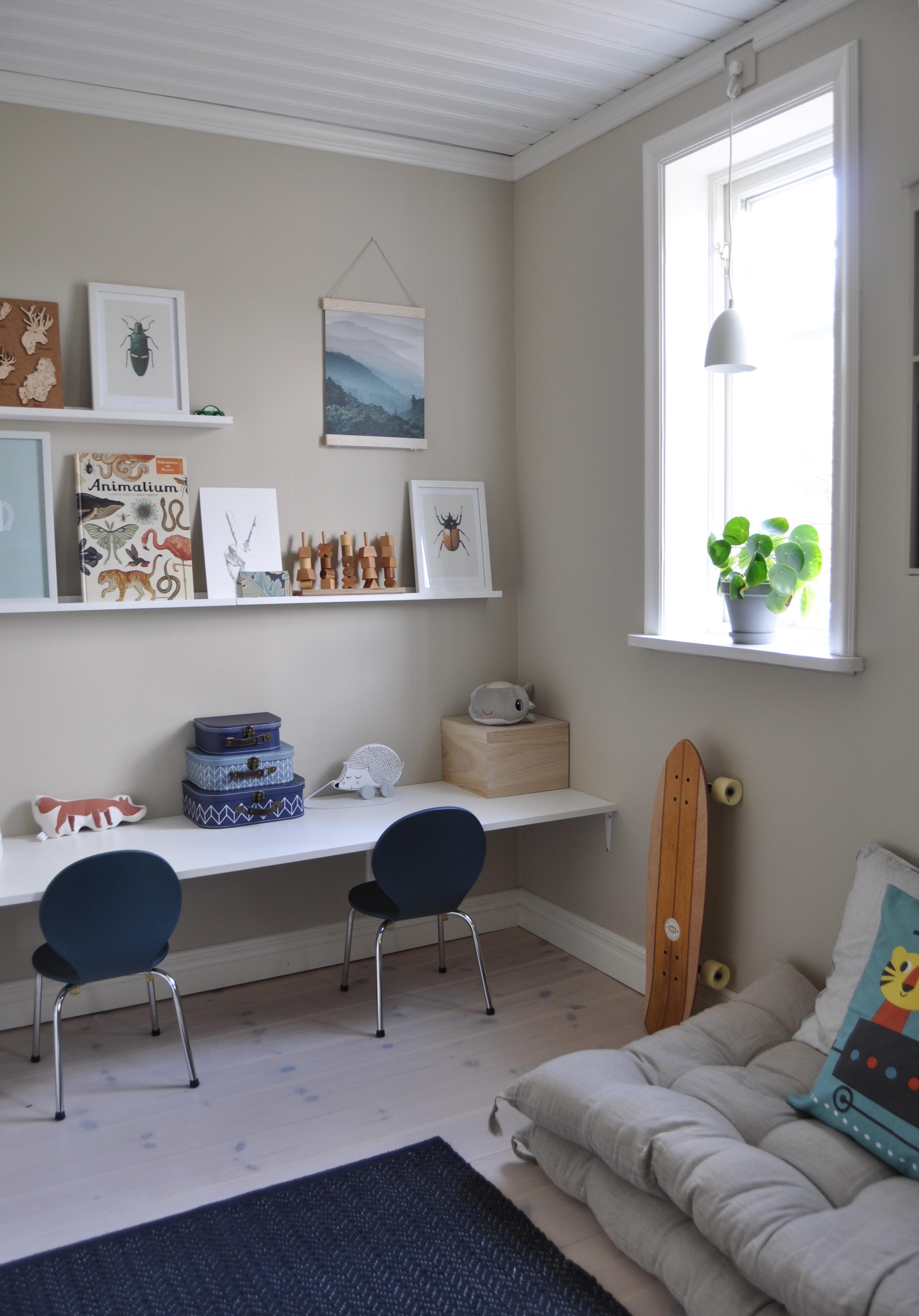 August's nya rum är klart!