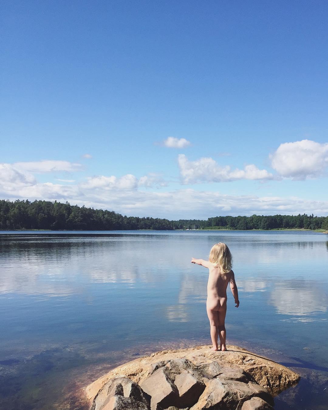 Underbara sommar hoppas Augusti blir lika fin som Juli ingar