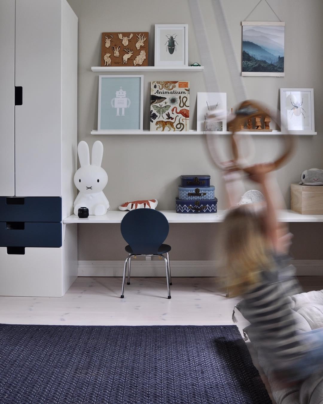 Playtime before bedtime! kidsroom