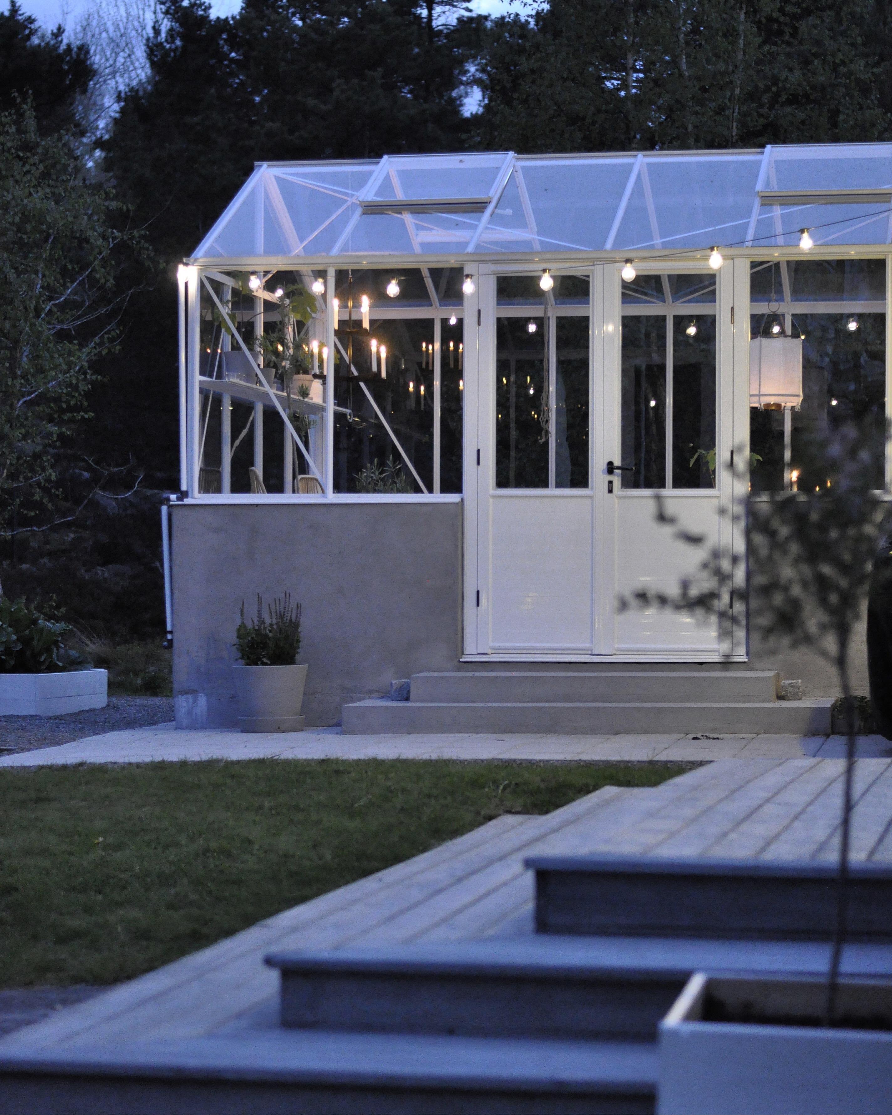 Drömmen om ett Växthus!