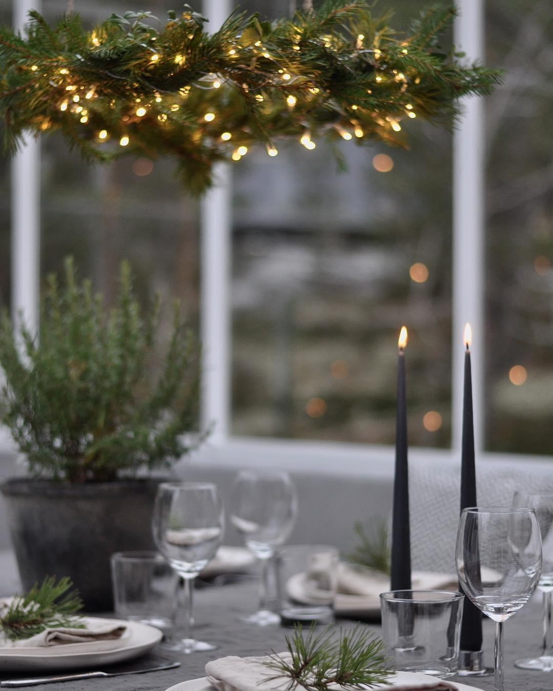 Tjuvstarta julen med finaste kransen mer p bloggen! linkinbio