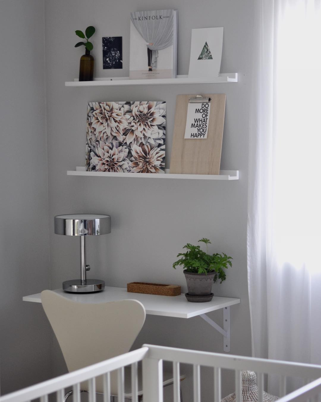 Work space! josefinegunhamres fantastiska print Dahlia passade ju som etthellip