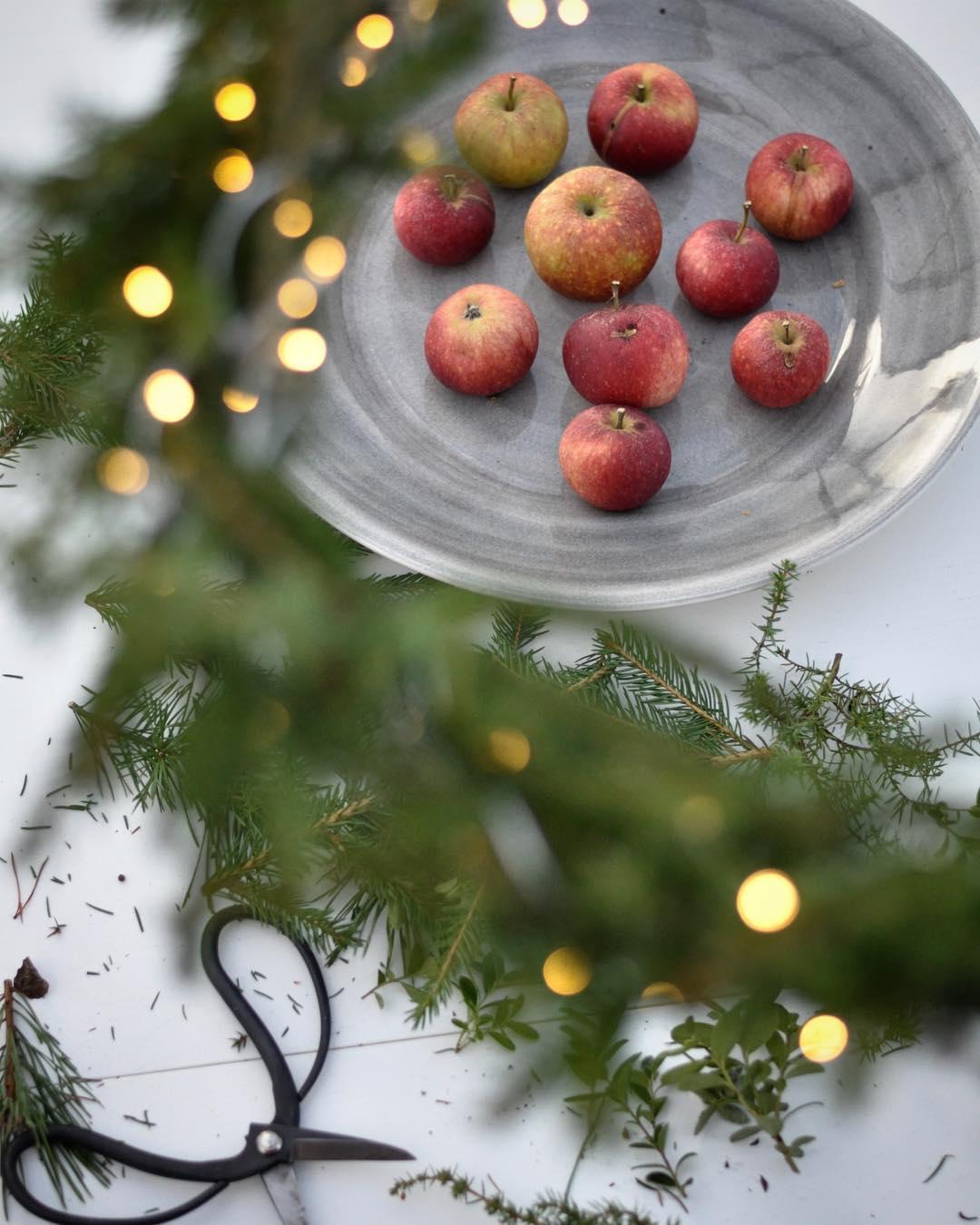 Idag blir det jul hemma hos oss! Har ni brjat?